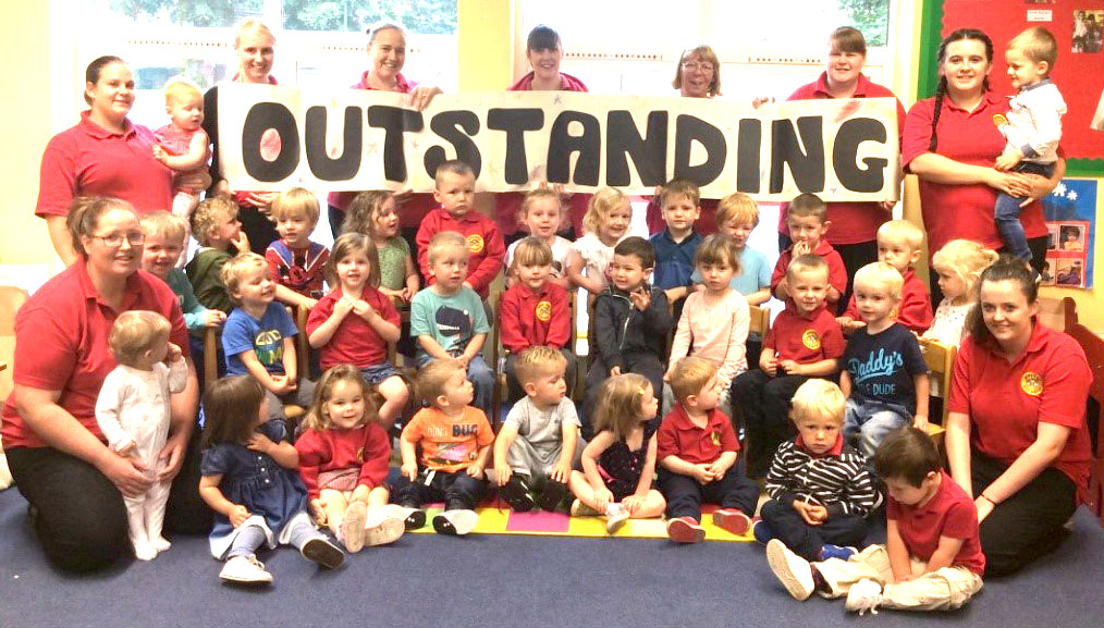 Nursery's Ofsted Achievement