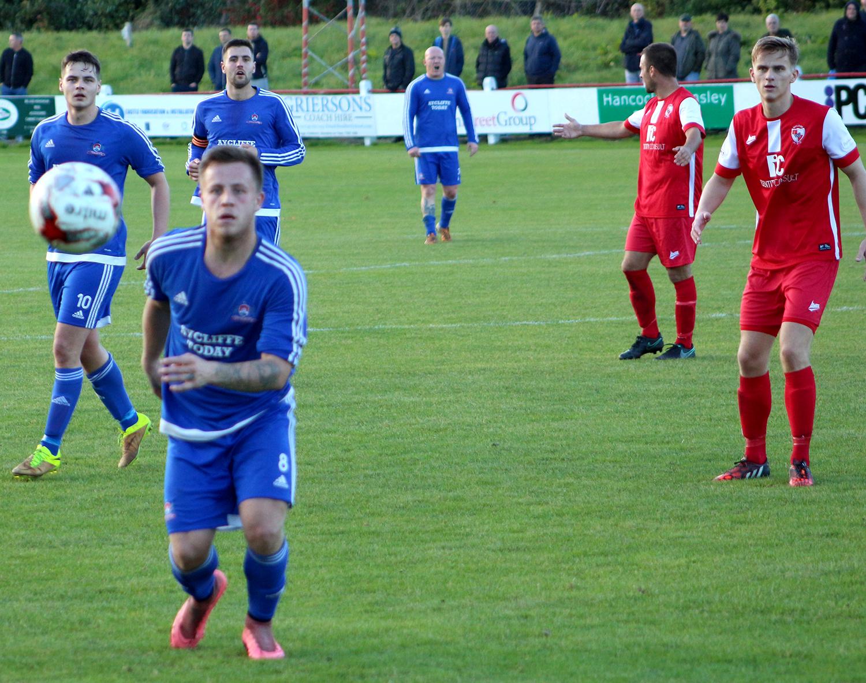 Aycliffe Football Club Winning Ways