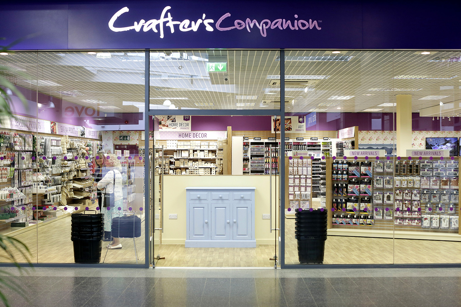 Crafter's Open Second Store
