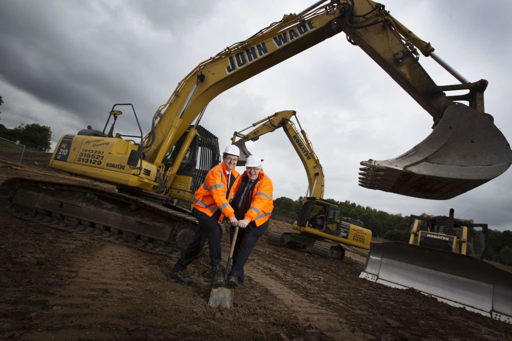 £13m Expansion Plan for Aycliffe Business Park