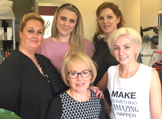 "Local Salon's ""Pink"" Charity Night"