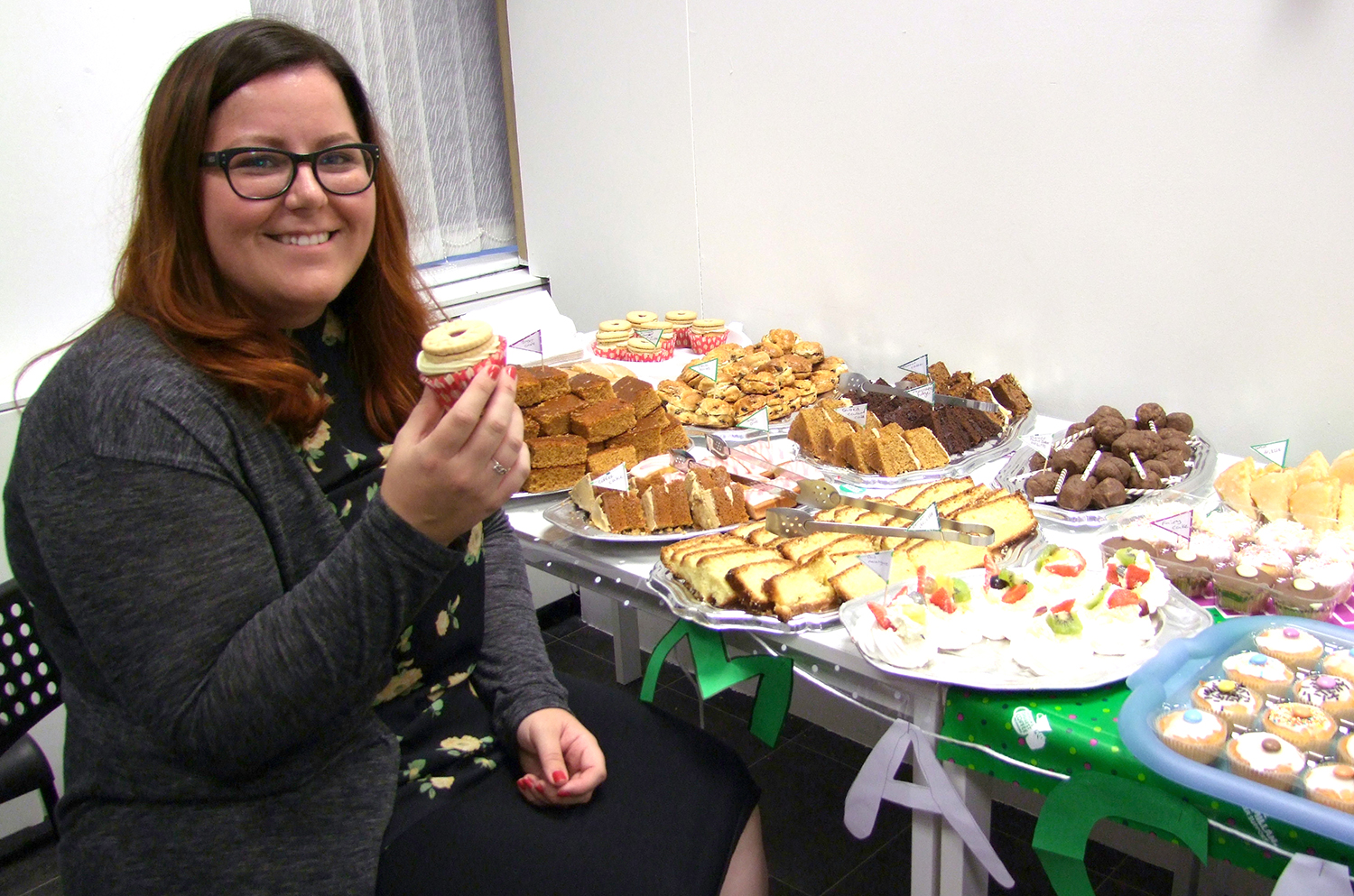 More Time For Cake as Local Charity Supports Macmillan