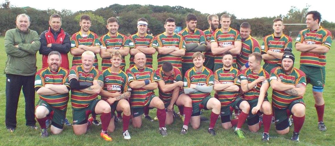 Rugby Club's Winning Streak