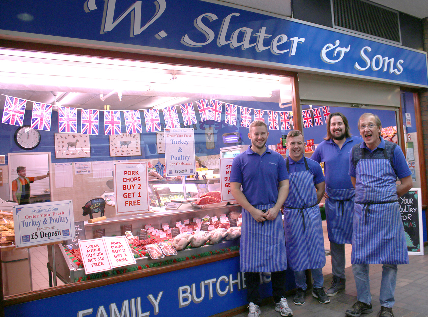 Family Butchers Celebrate 30th Year