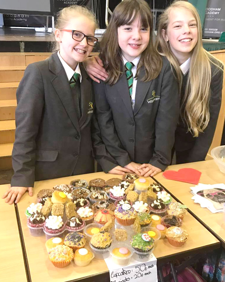 Students Raise £170 for Charity