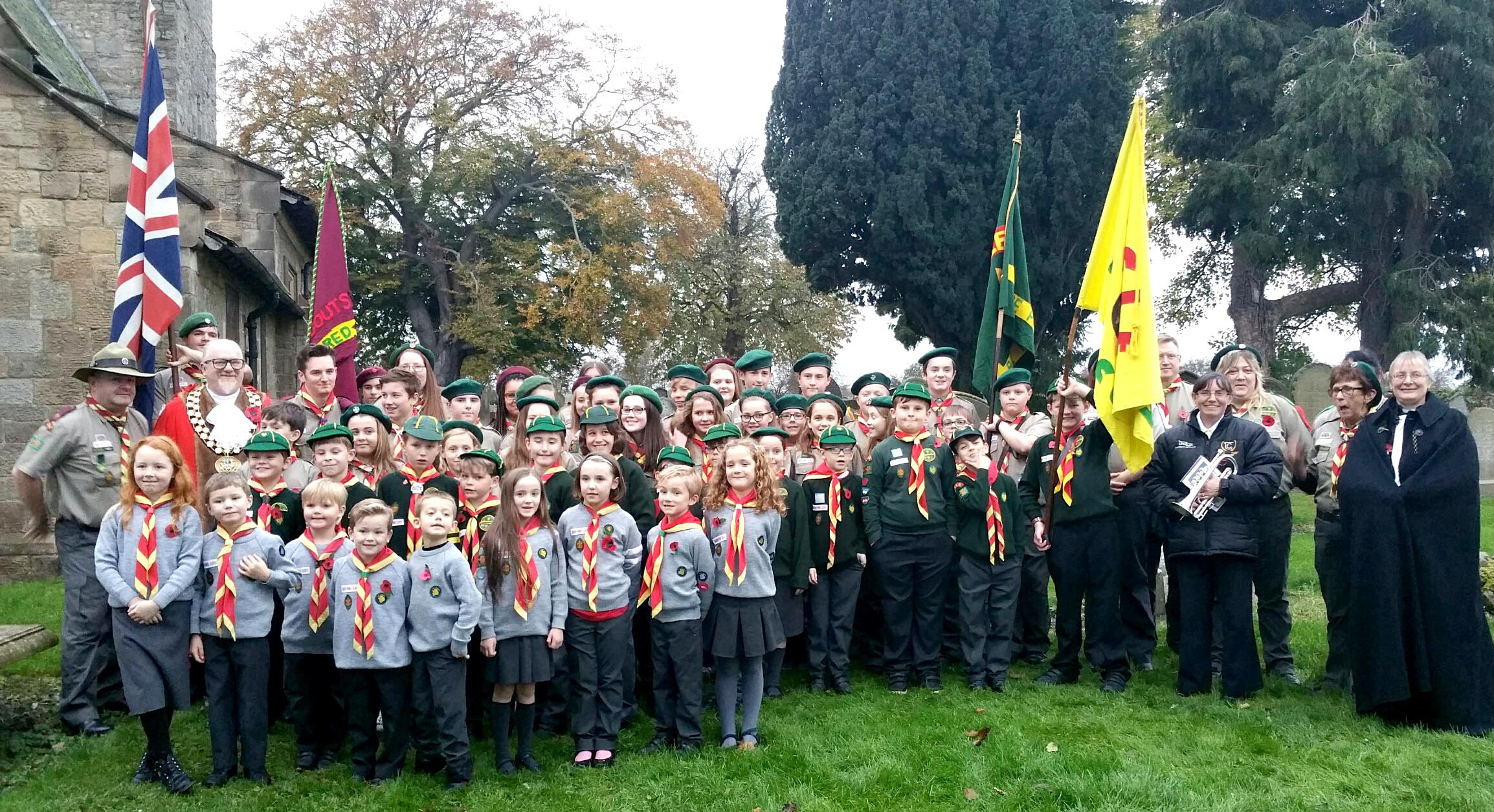 Aycliffe Village Remembers