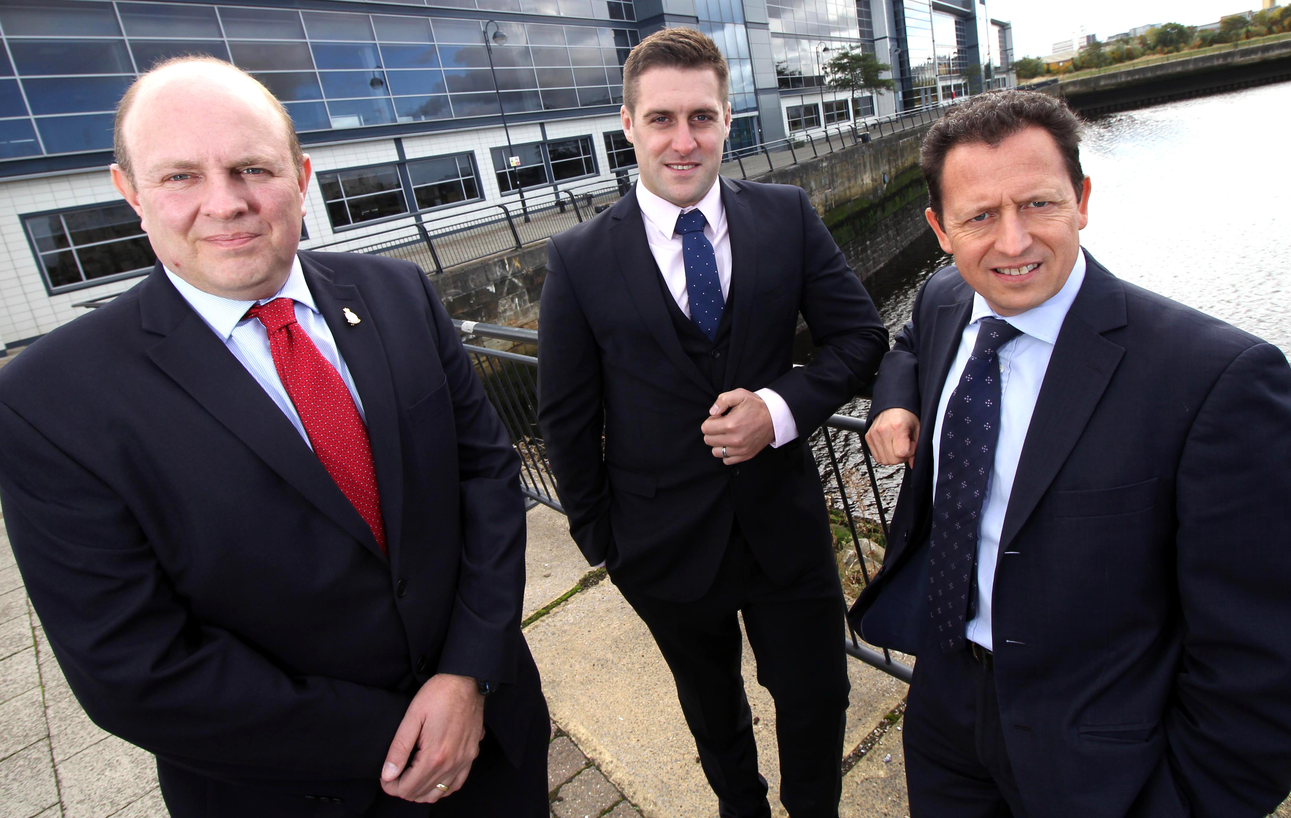 Aycliffe Landscape Firm's Hat-trick of Contracts