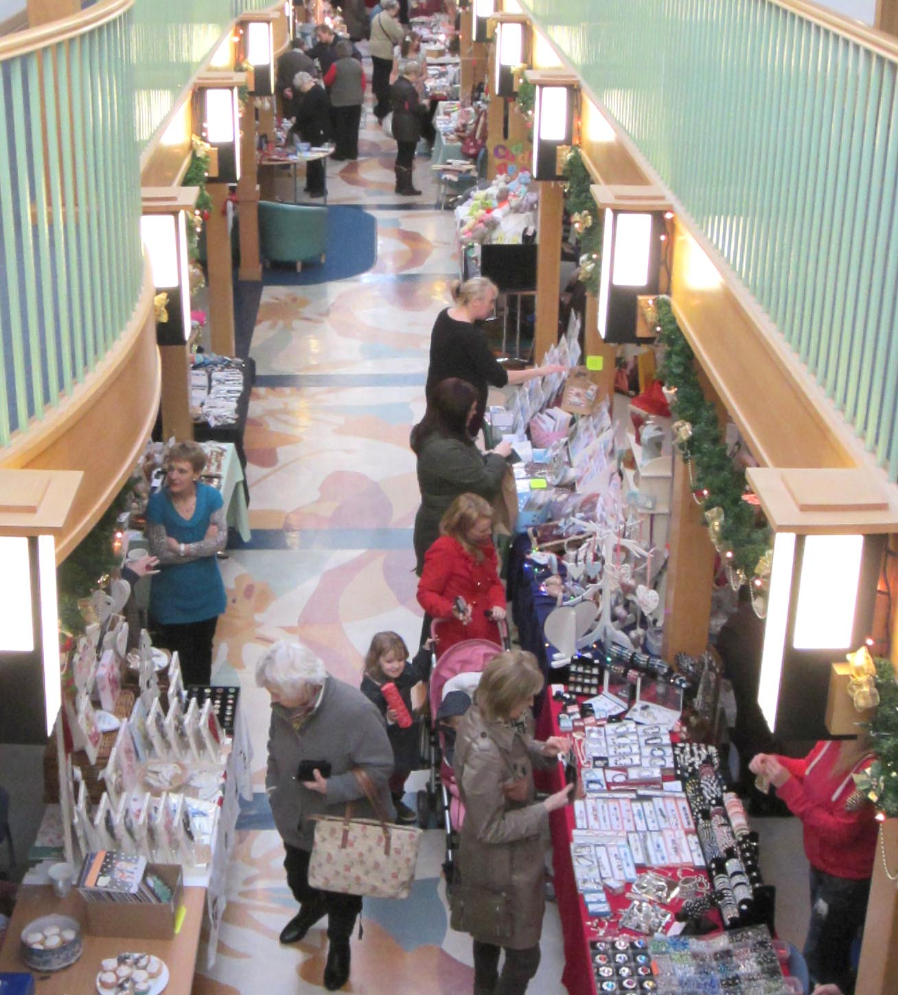 PCP Christmas Craft Fair And Family Day