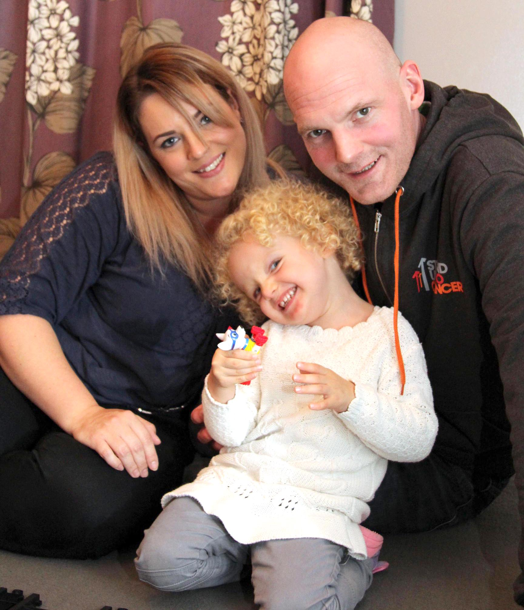 Aycliffe Leukaemia Victim Campaigns For Blood Donors