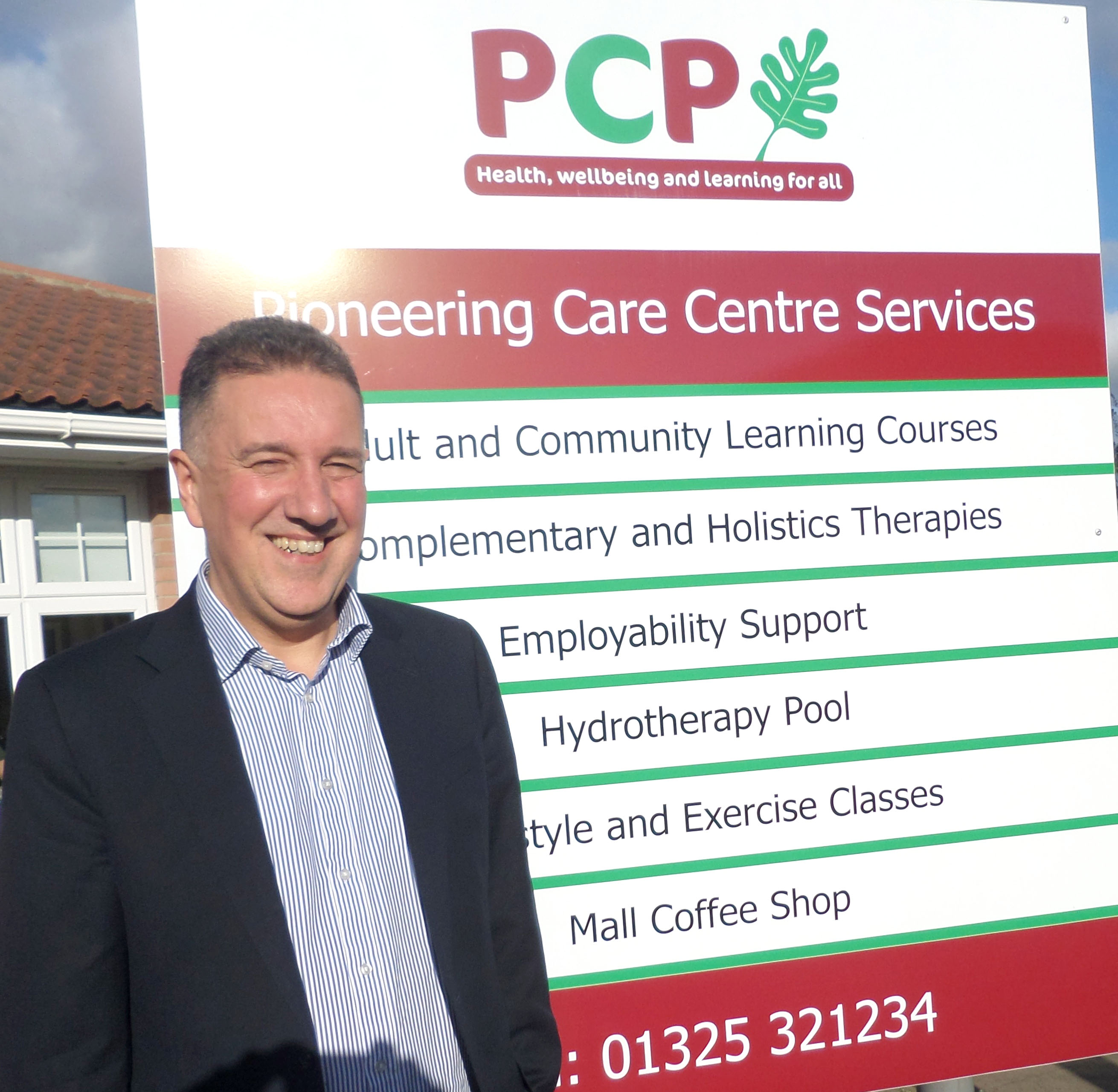 New Senior Manager Welcomed by PCP