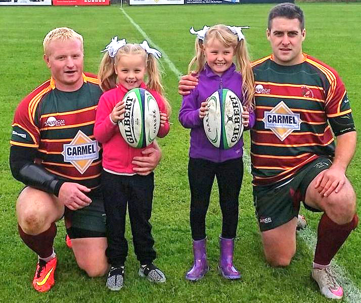 Rugby Club's Second Home Win