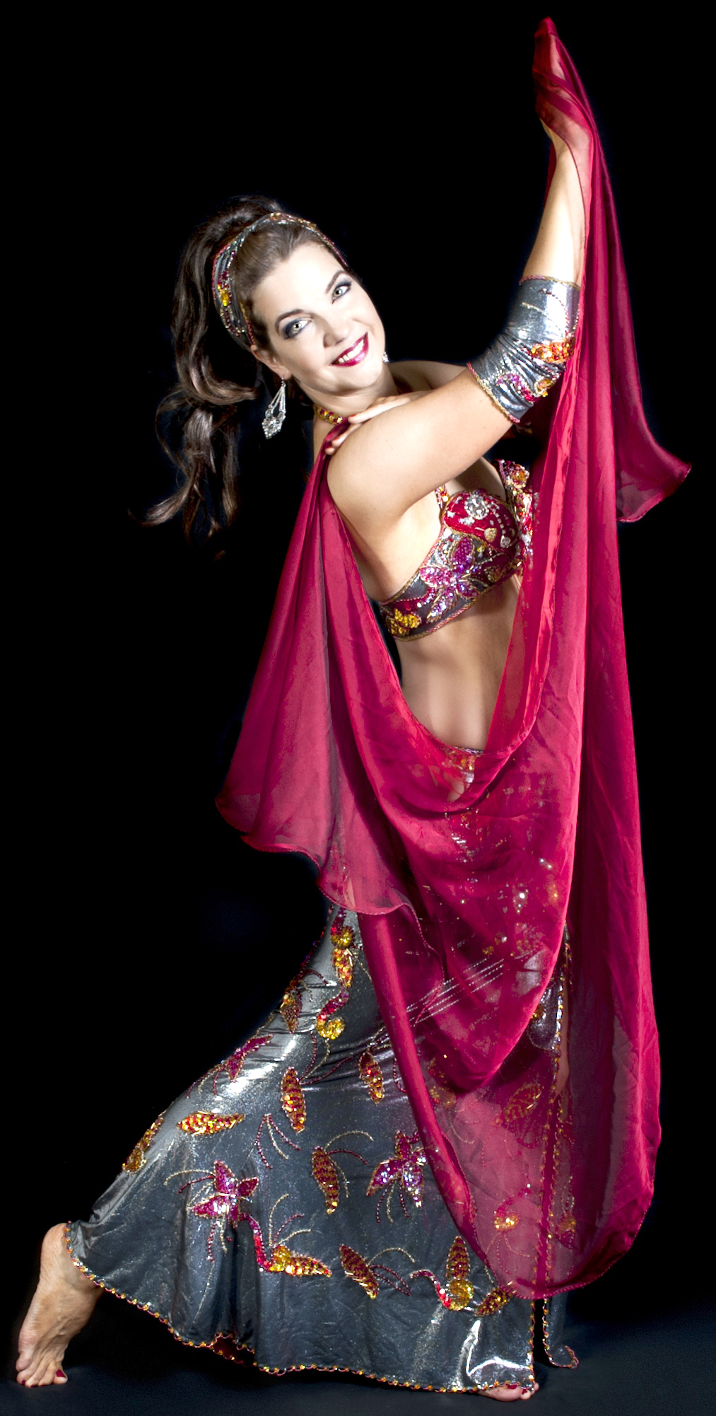 Learn to Belly Dance at Greenfield Arts