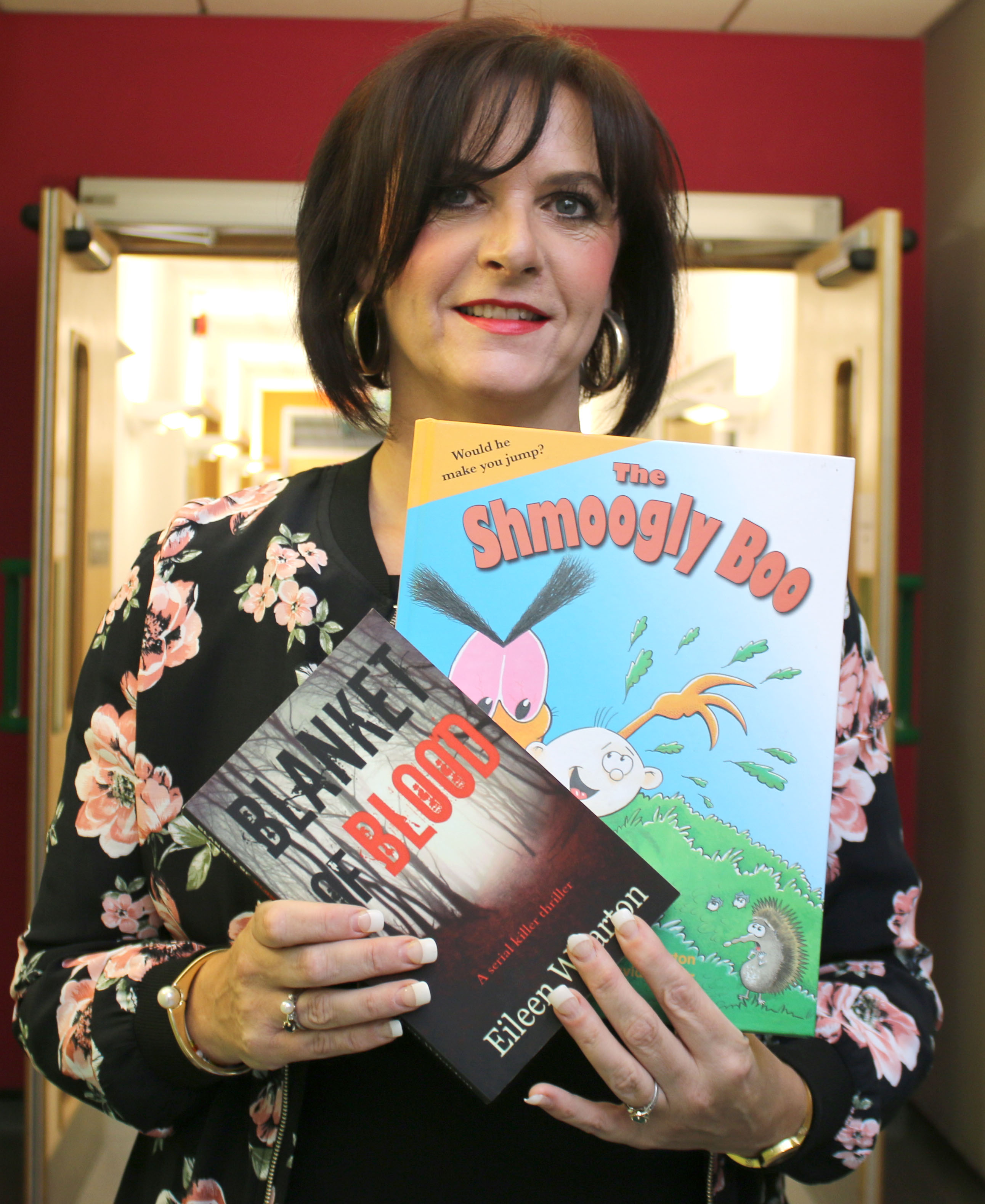 Aycliffe Teacher & Best Selling Author