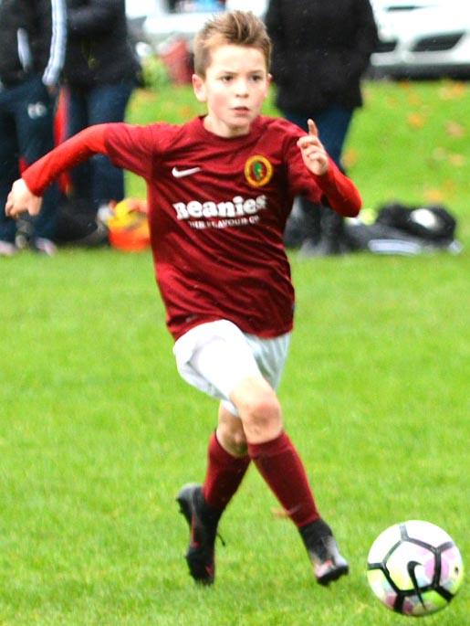 Junior Football Report