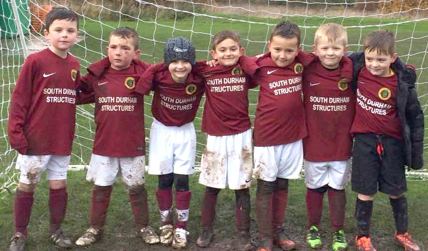 Aycliffe Juniors Football Results