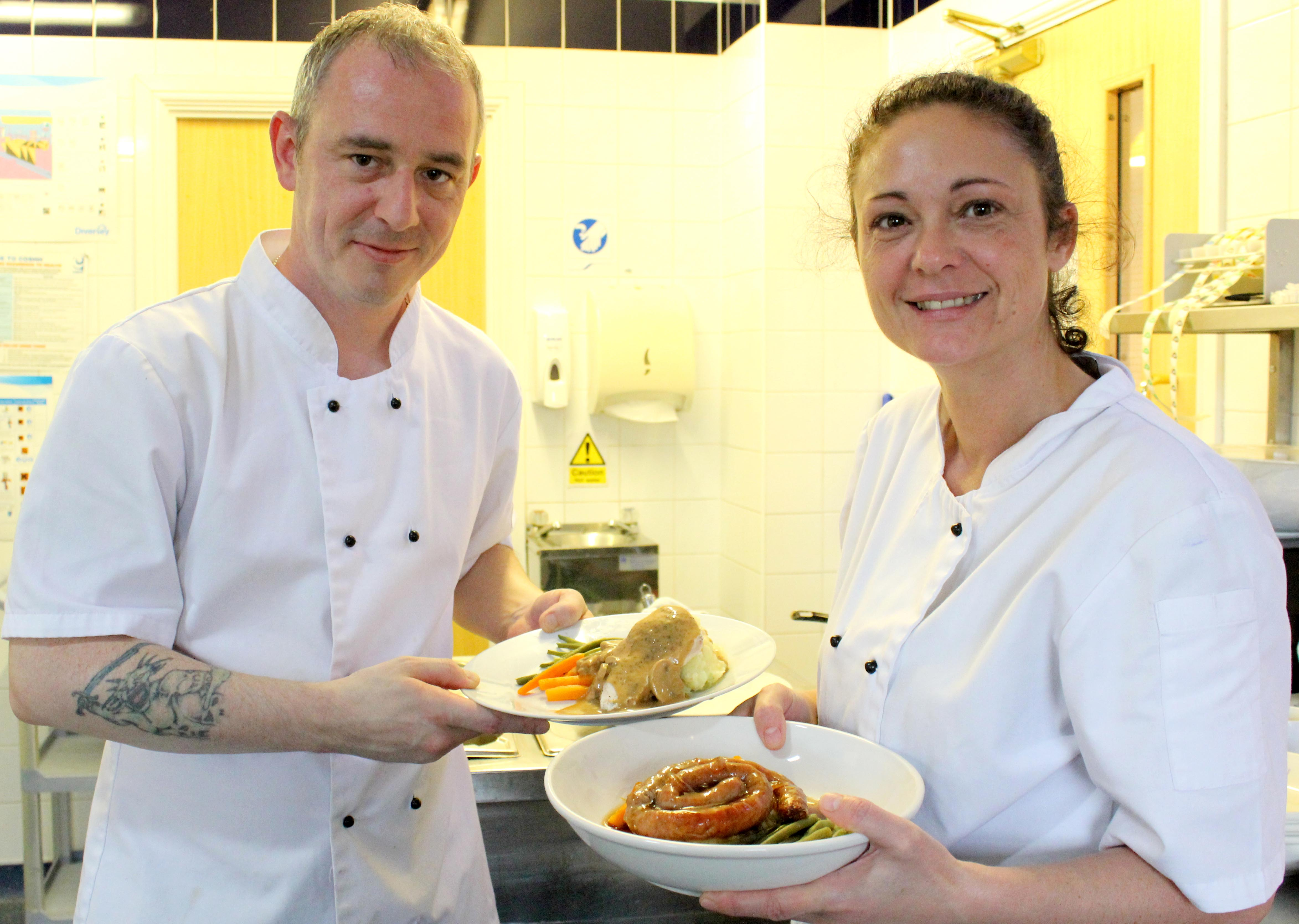 """Rose Lodge Care Home Hold """"Come Dine With Me"""" Event"""
