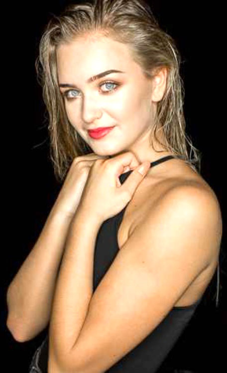 Aycliffe Teenager Set for a Modelling Career