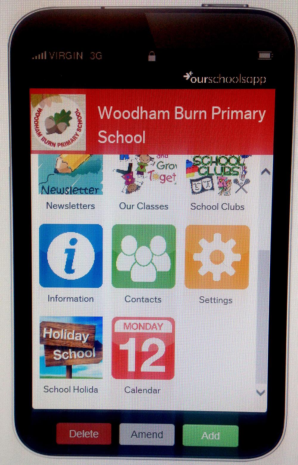 School App Aids Parent Contact