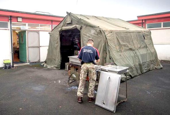 army kitchen 2