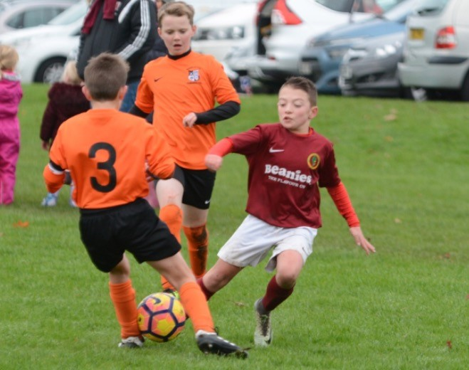 Aycliffe Junior Football Results