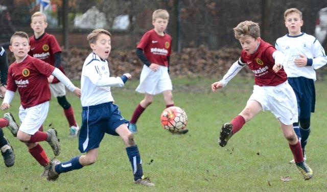 Junior Football Results