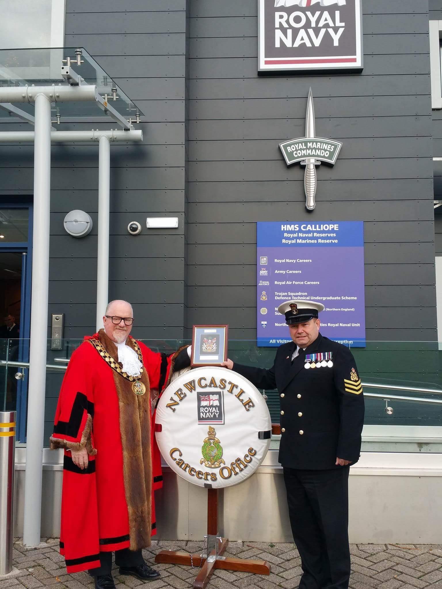 """Town Council Honours  """"The Last Eskimo"""""""