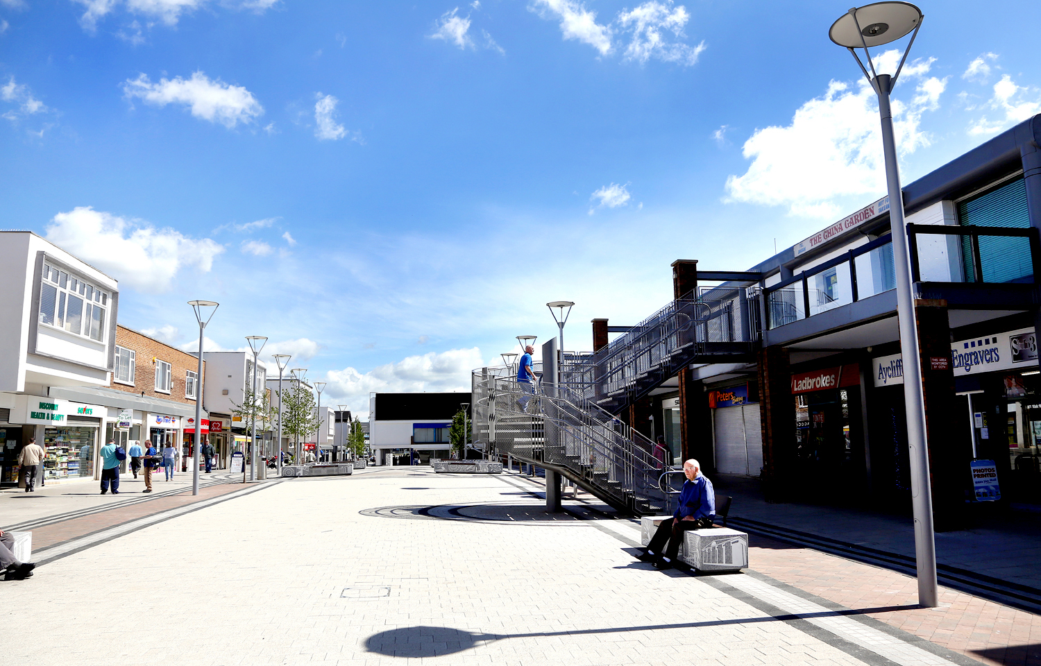 Retail Opportunity in Aycliffe Town Centre