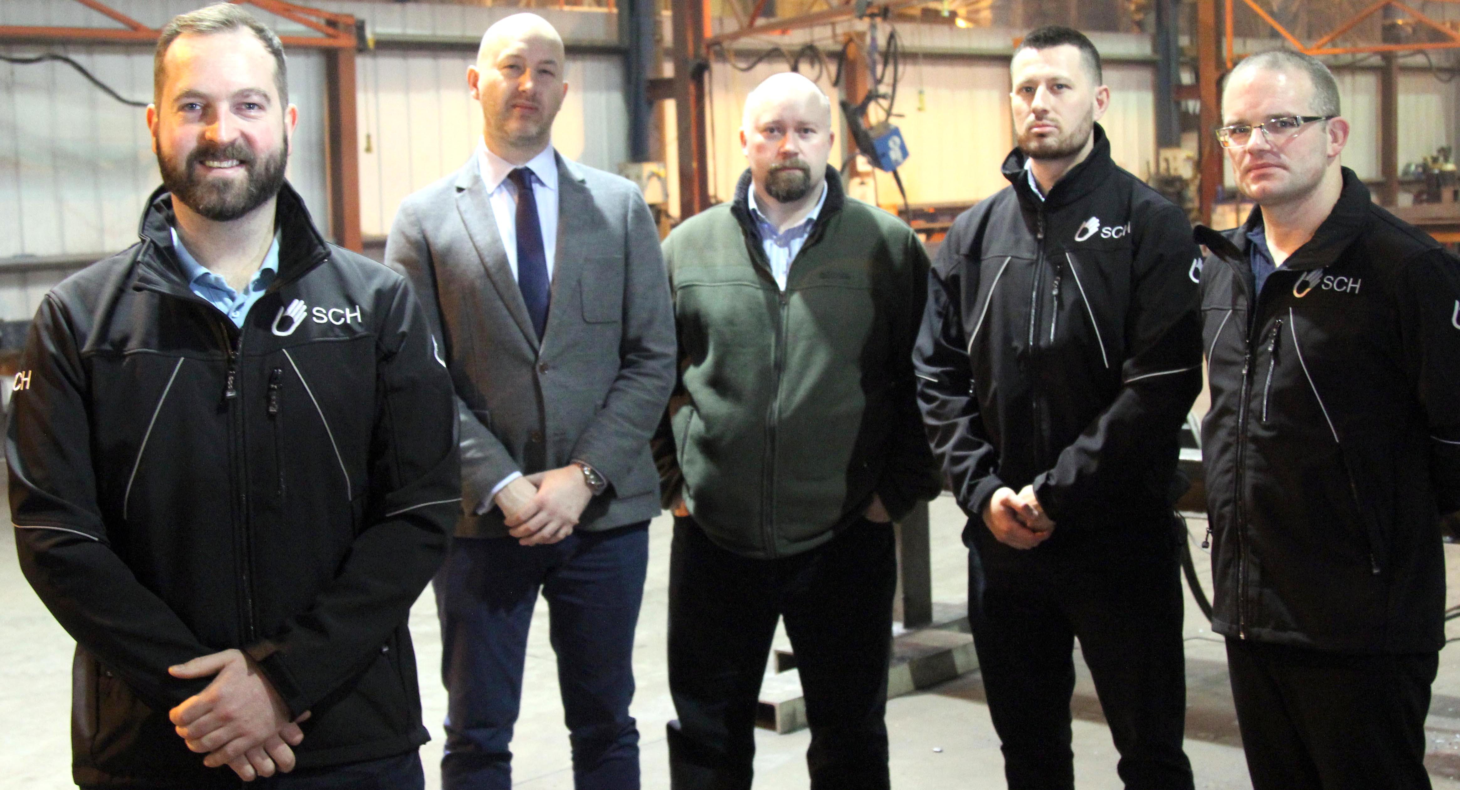 Aycliffe Firm Expands After Winning New Contracts