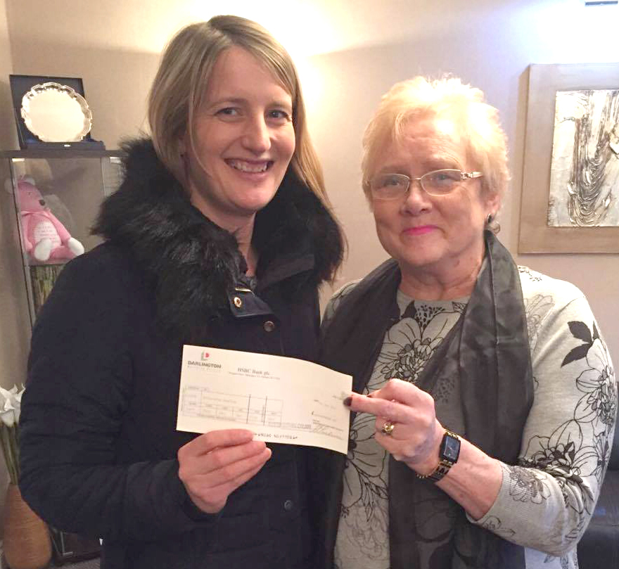 Town Funeral Service Helps Hospice Funds