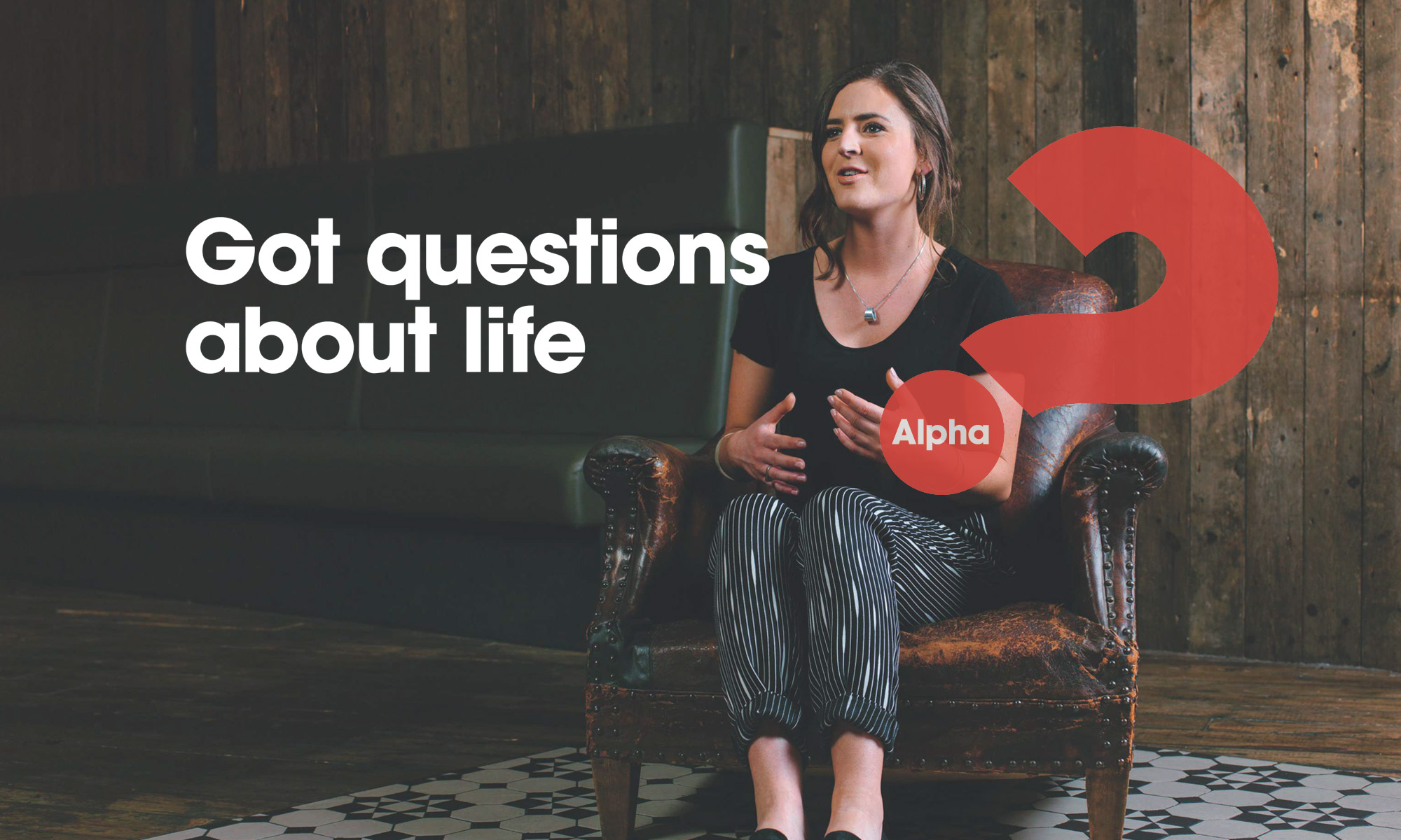 "Free ""ALPHA"" Course at EXCEL Church"