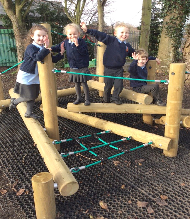 Play Equipment for Aycliffe Village School