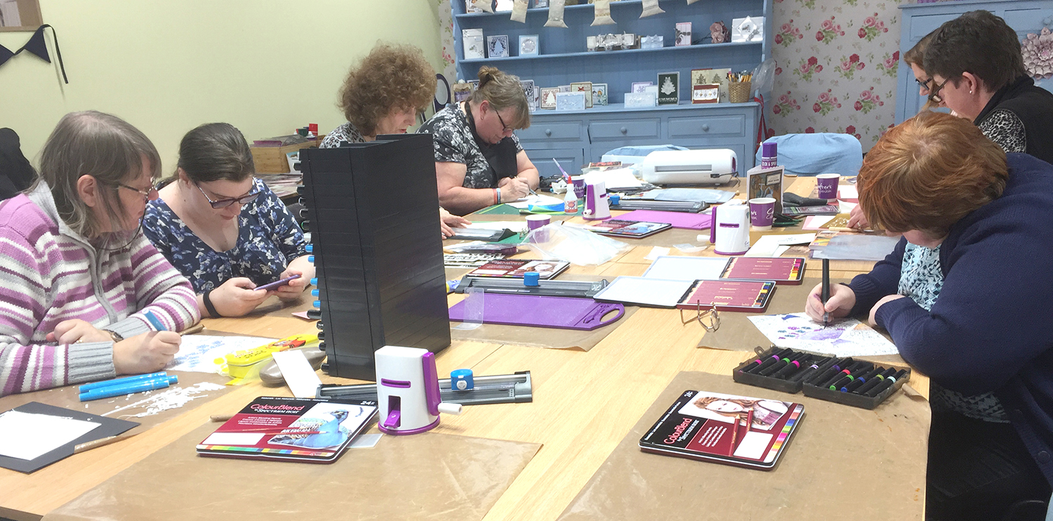 Crafter's Companion Raise Cash for MIND