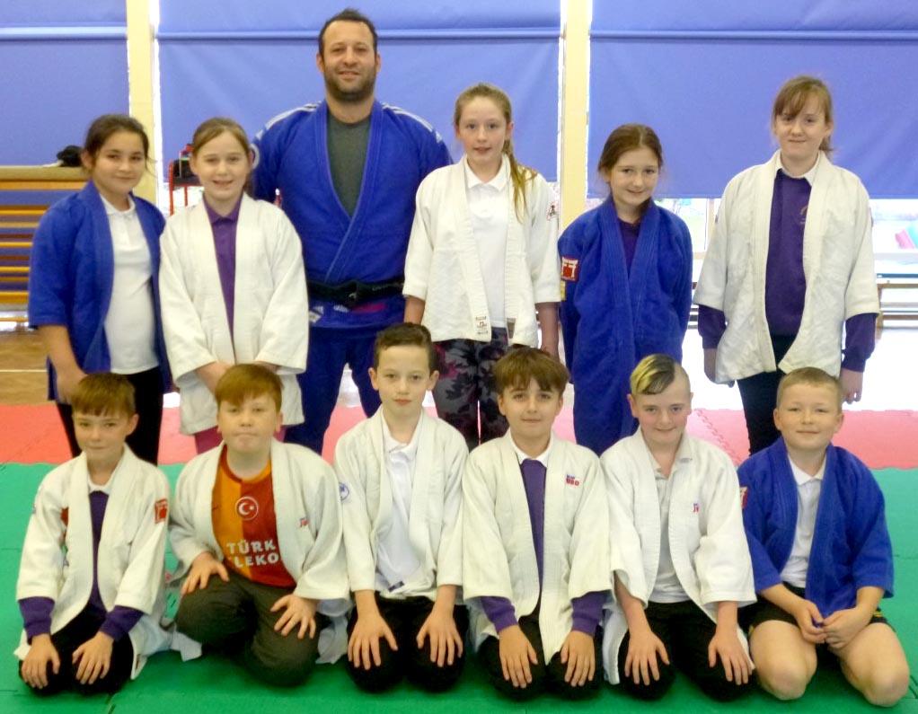 Judo at Stephenson Way