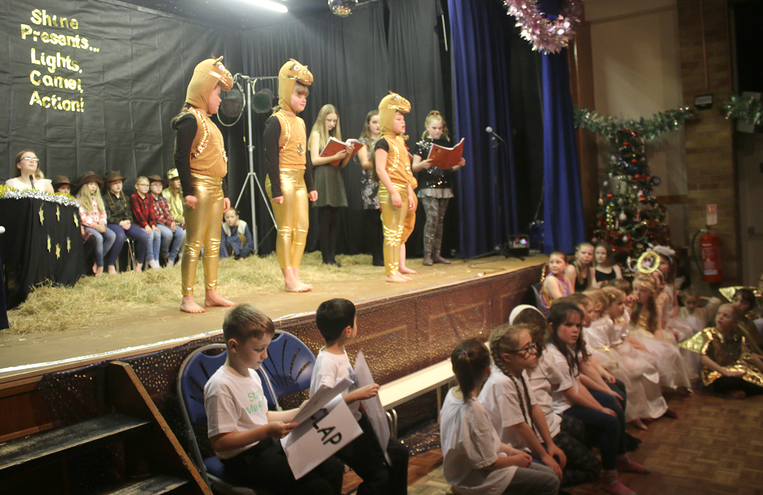 """Come Dancing"" Nativity Play by Shine Choir"