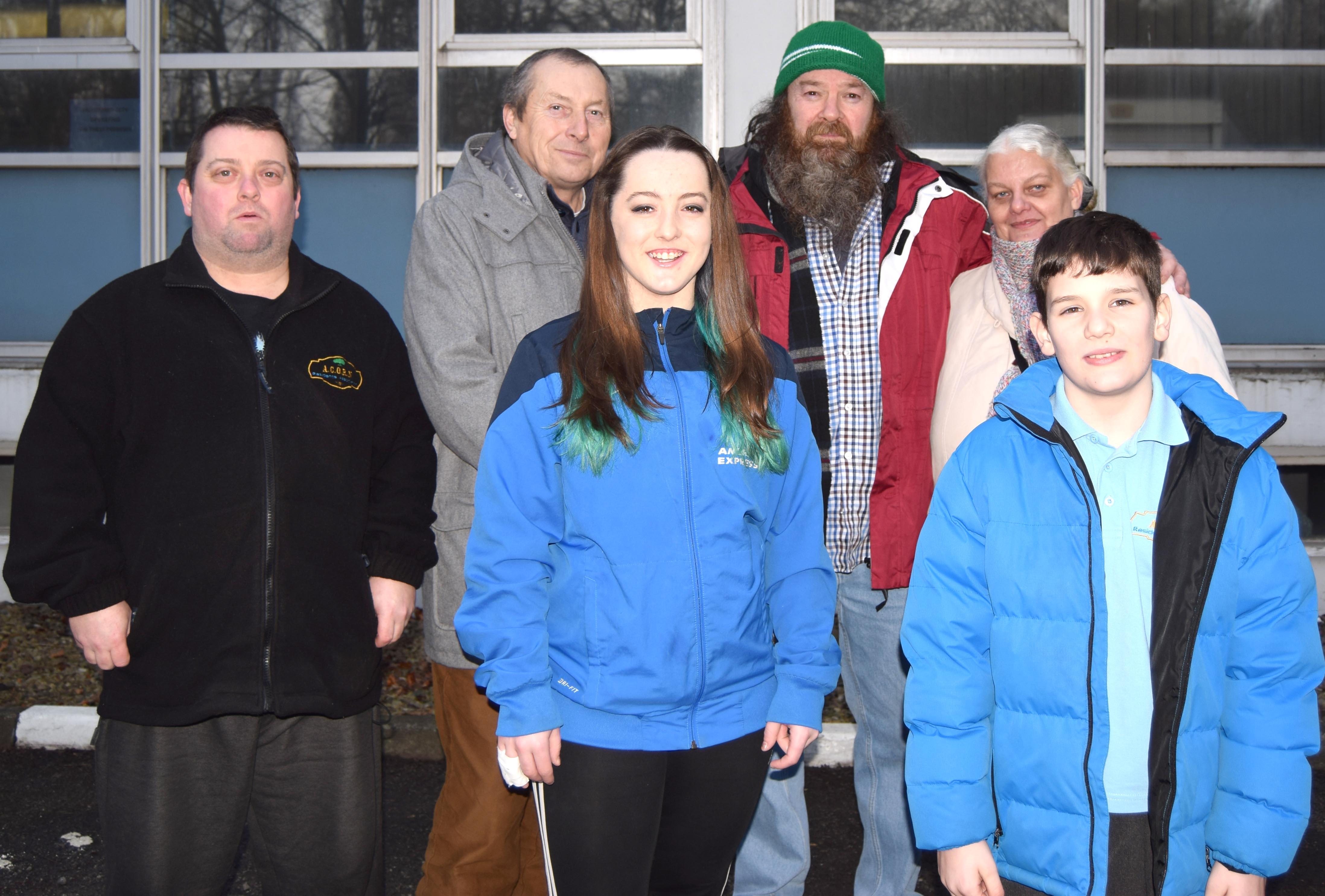 Honest John Helps Residents Association