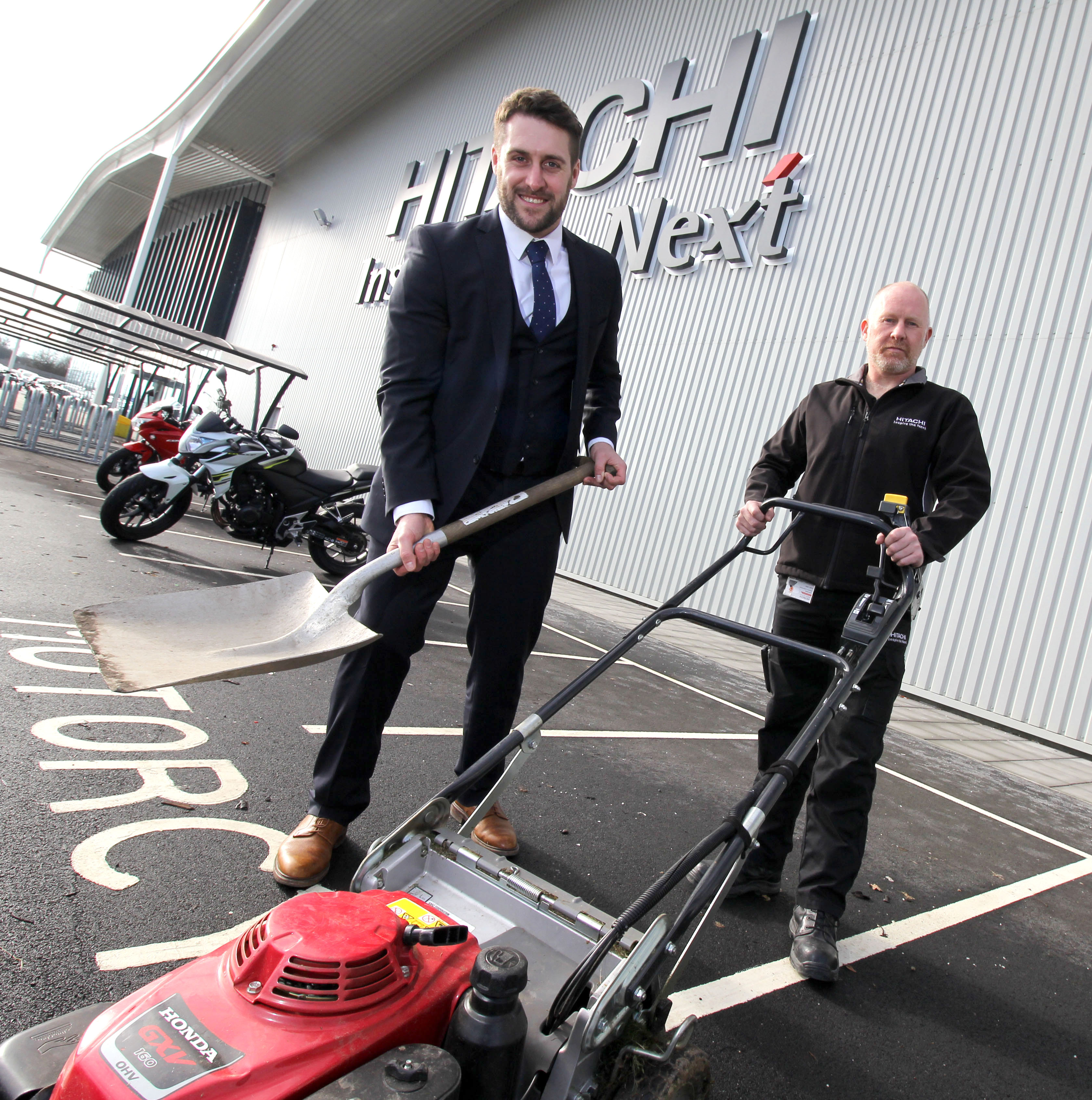 Aycliffe Company Wins Hitachi Grounds Contract