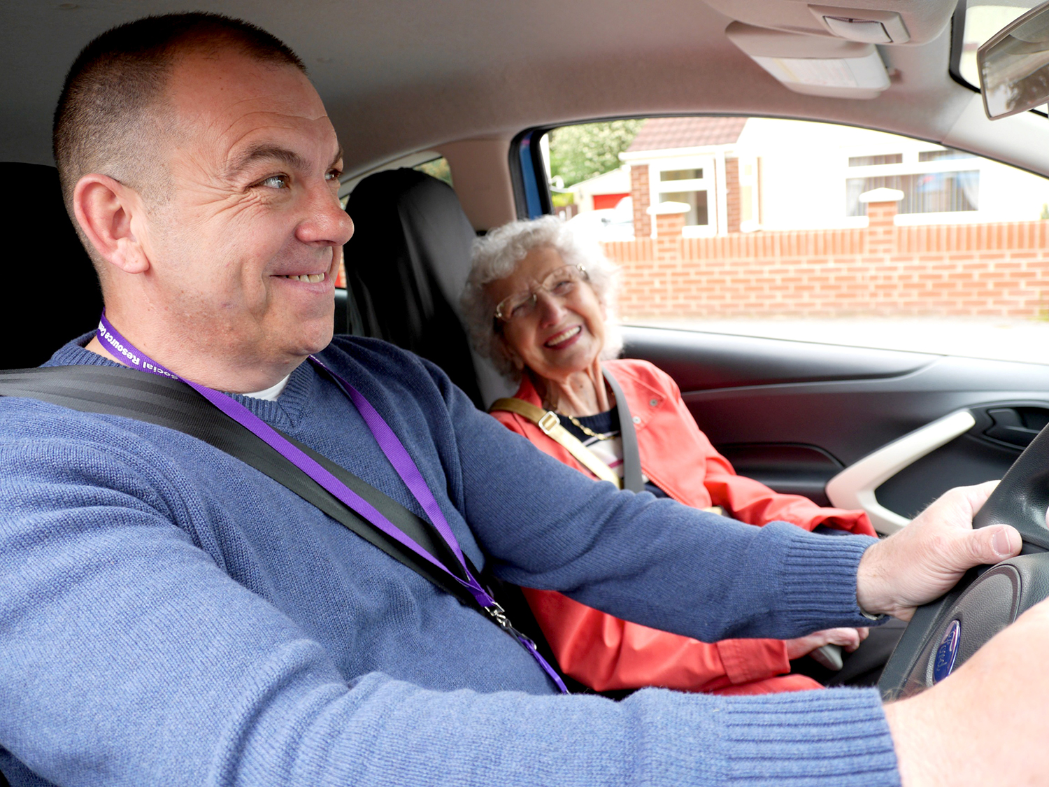 Volunteer Drivers Needed in the Town to Start SDNA