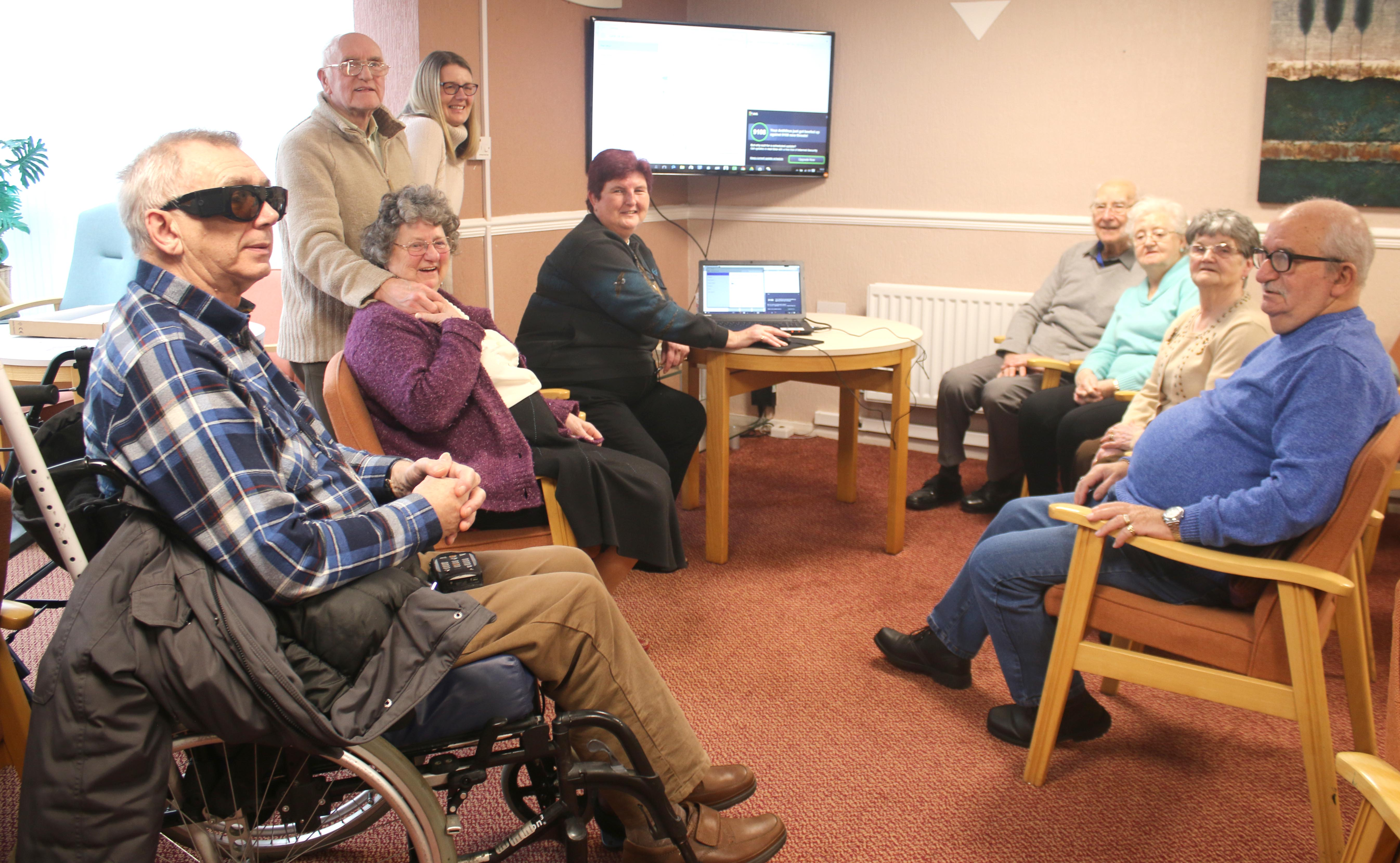 Blind Life Group Formed in Newton Aycliffe