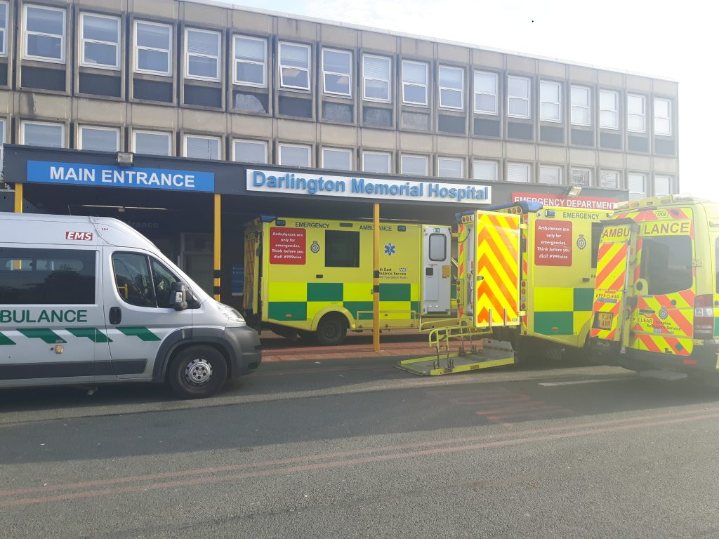 Petition to Save A & E in Darlington Memorial Hospital