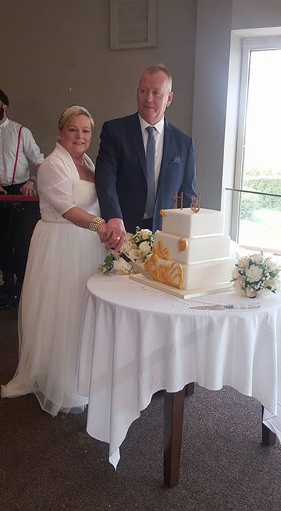 Aycliffe Couple Marry