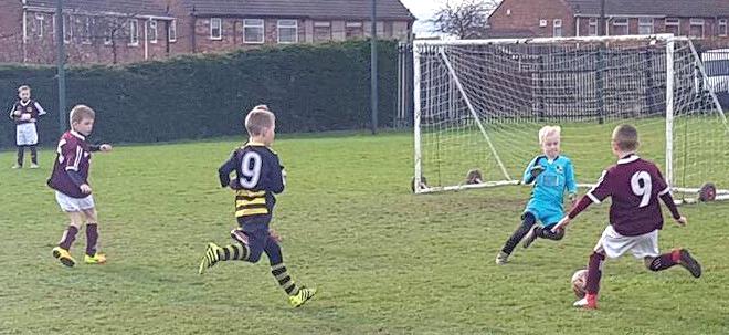 Juniors Football Report