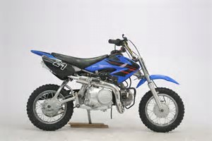 Mini Motos – Police Warning for Parents