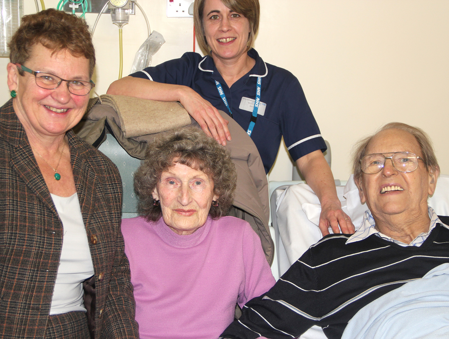 Couple's Generous Donation to MRI Scanner Appeal