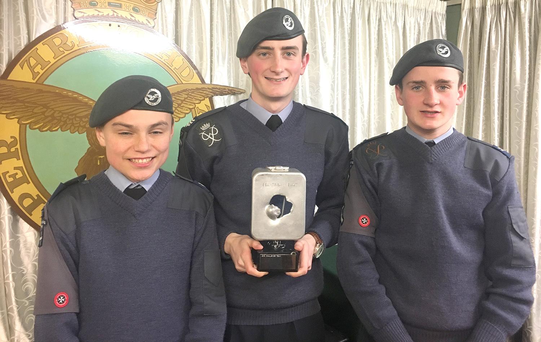 Aycliffe Air Cadet Awards