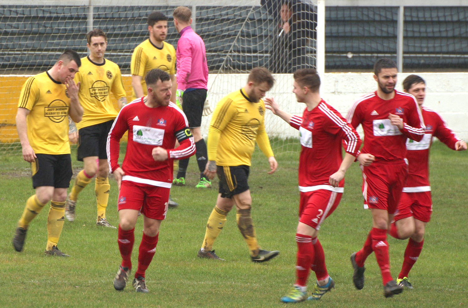 Aycliffe F.C. 9th in League