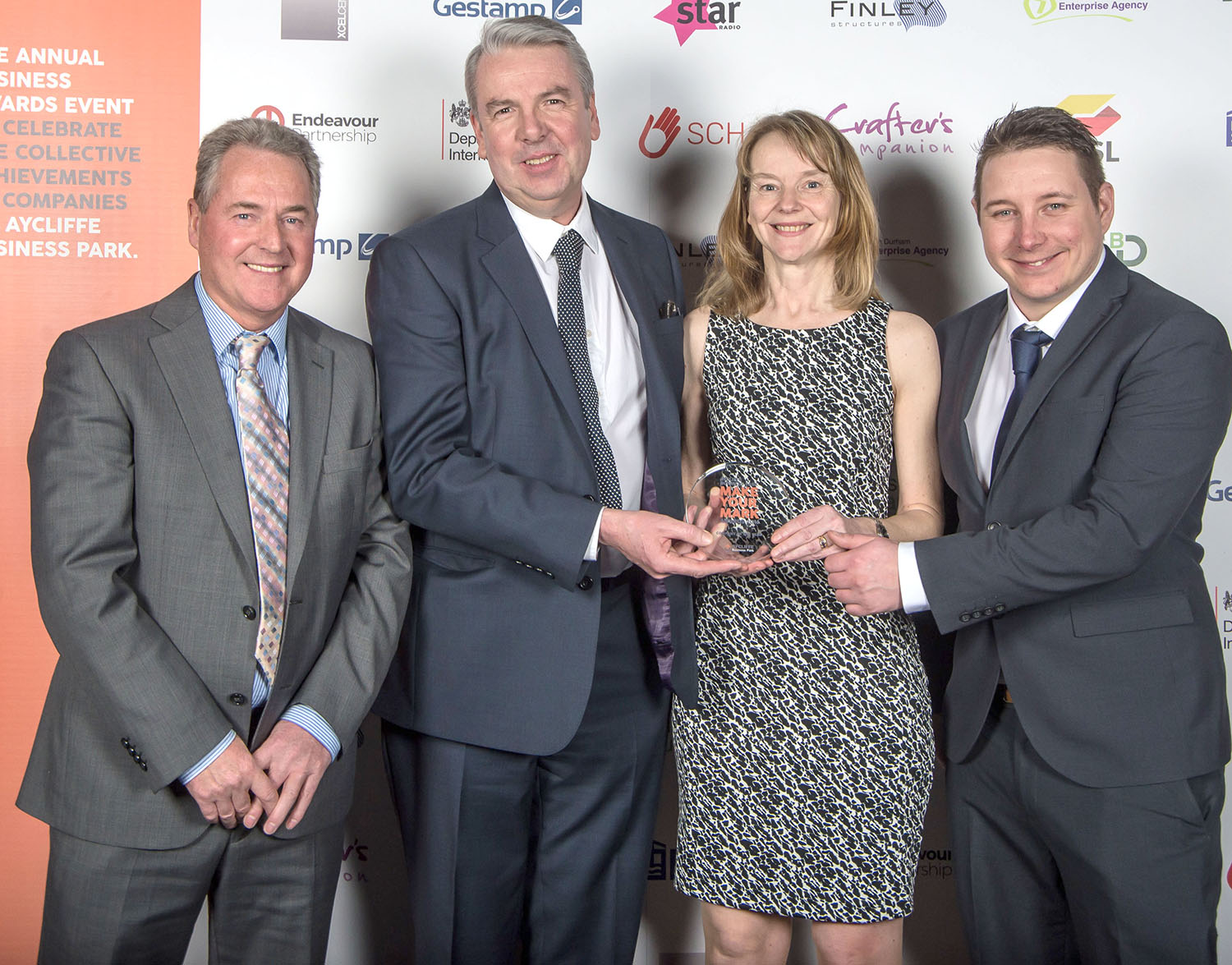 PWS – Aycliffe Company of the Year