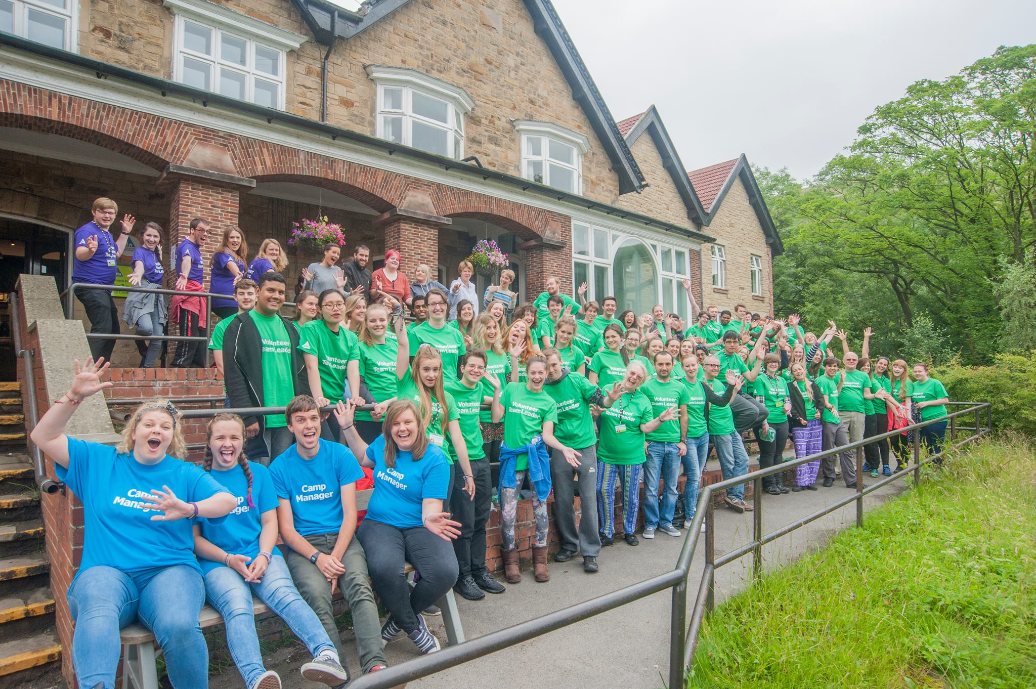 Volunteer at YHA Summer Camps for CV Boosting Experience