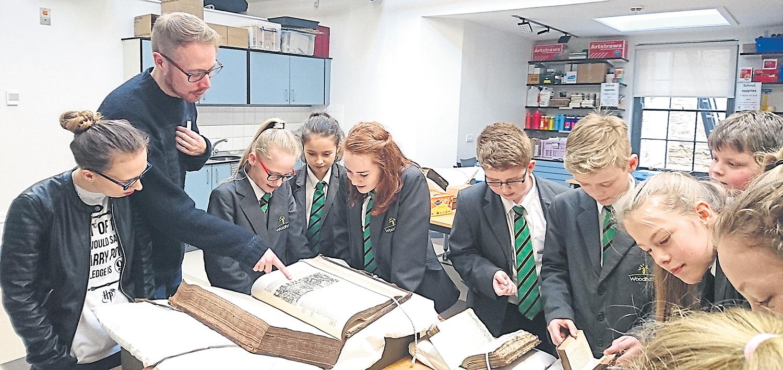 Students Visit to Durham