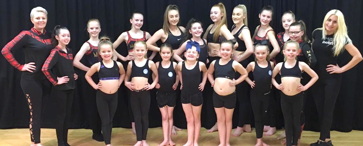 Two Aycliffe Dance Schools Perform in Professional Show