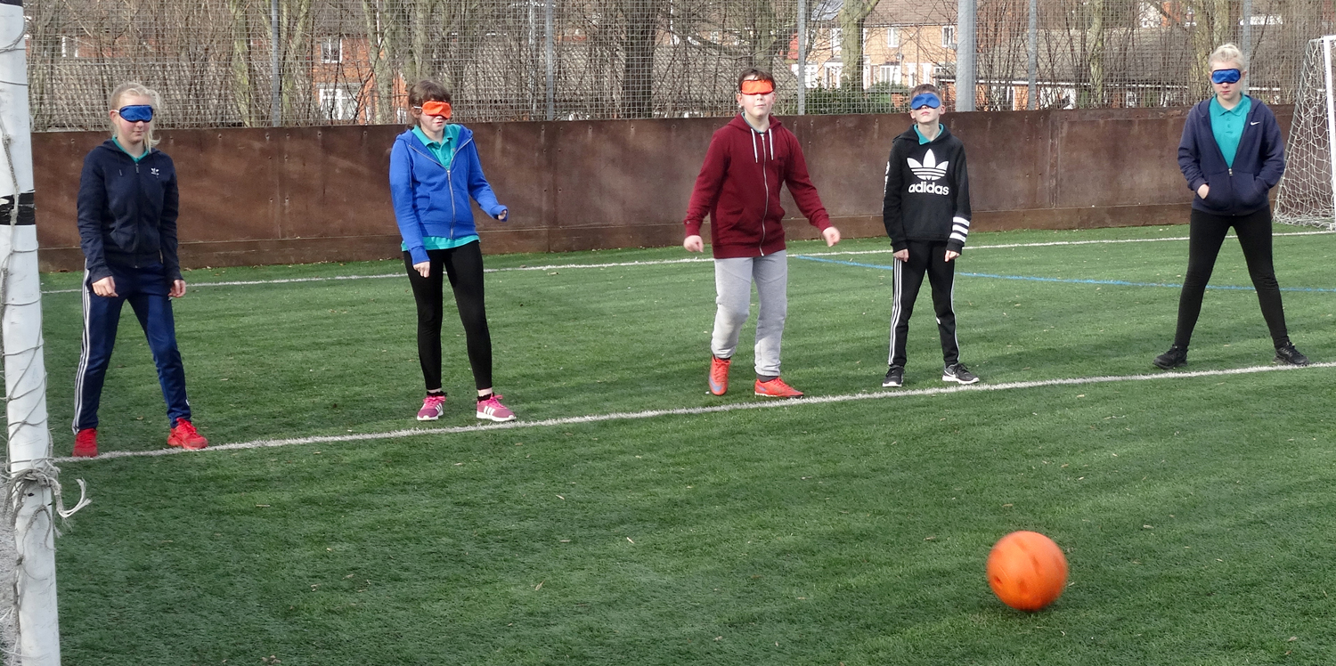 Students Sporting Challenge